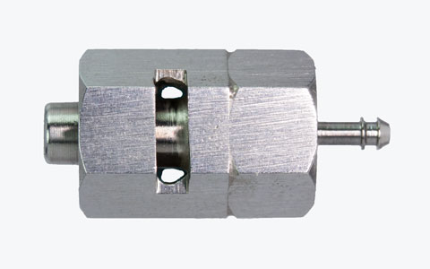 "SSA1215 Male Luer Lock, 0.085"" O.D."